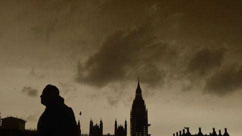 Ophelia tiñe el cielo de Londres