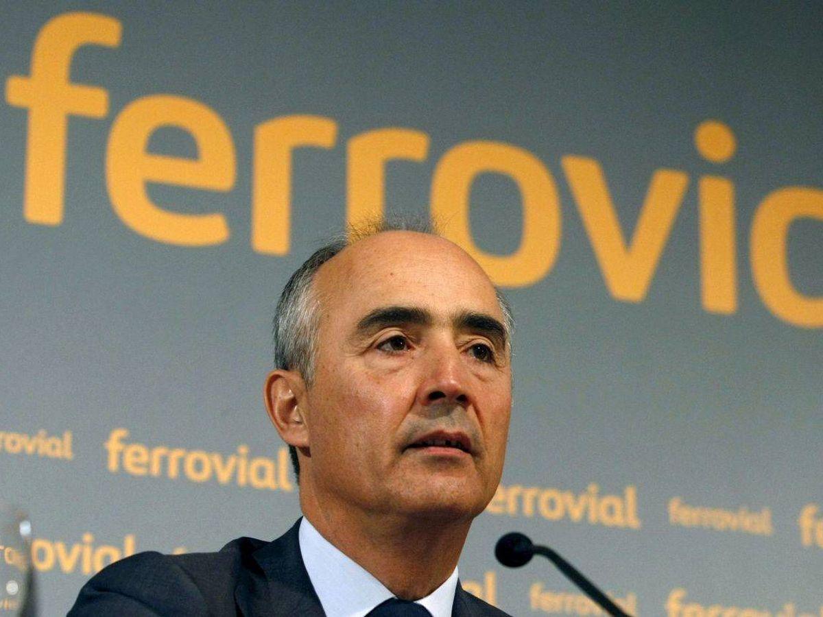 Foto: Rafael del Pino, accionista mayoritario de Ferrovial. (Vanitatis)