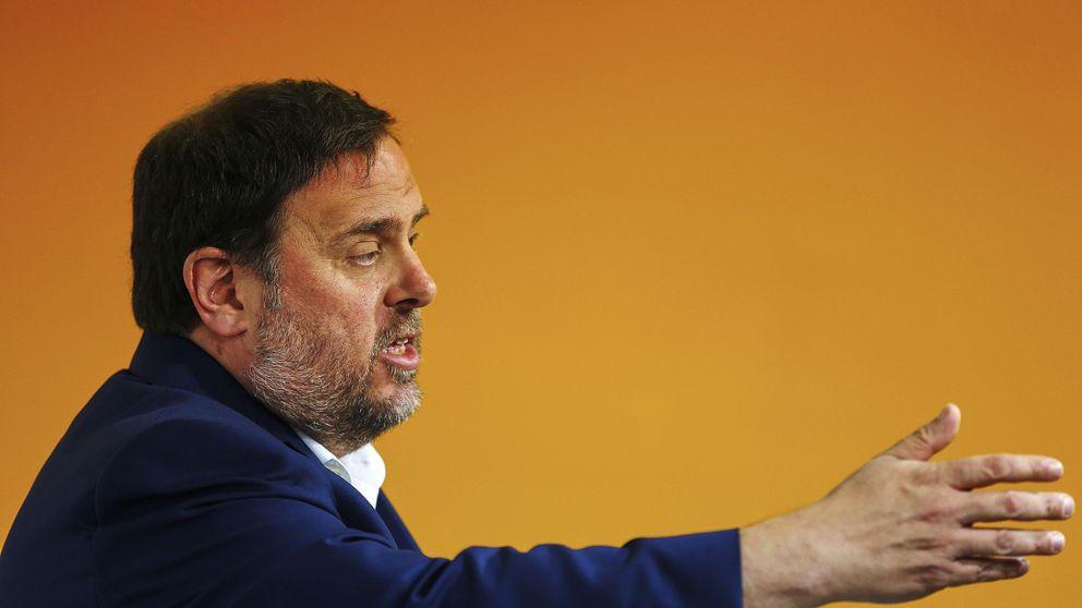 ERC avisó a Puigdemont de que si no hay referéndum, se va del Gobierno