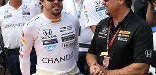 Post de La última puerta que se le cierra a Fernando Alonso en la IndyCar y su insinuación