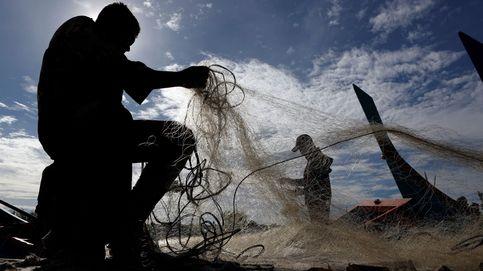 Industria pesquera en Indonesia y vientos imposibles en Cuba: el día en fotos