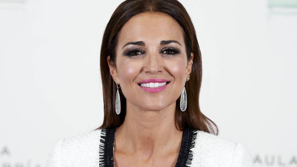 Hiba Abouk, Ariadne Artiles y Paula Echevarría y la moda de baño blanca