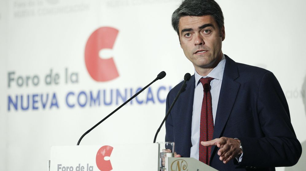 Foto: El consejero delegado de Vocento, Luis Enríquez. (EFE)