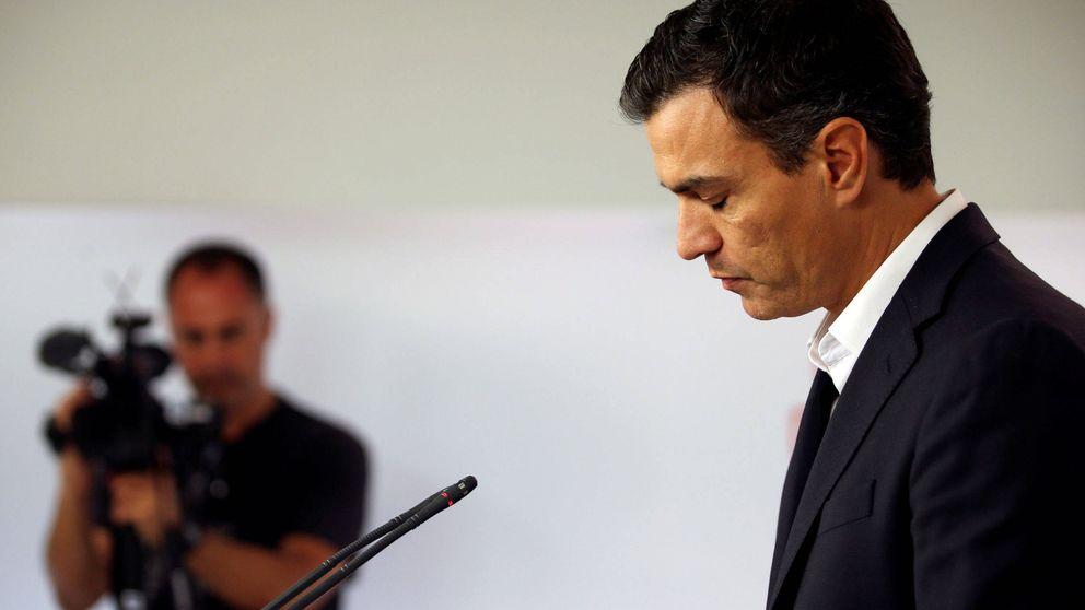 2016, el año en el que el PSOE estalló