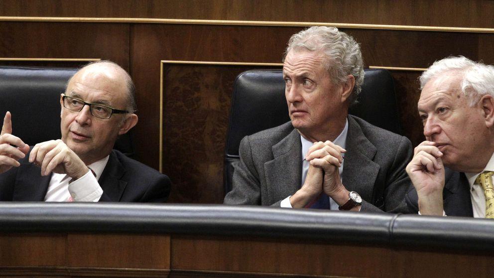 'Barones' del PP se resisten al desembarco de ministros en las listas