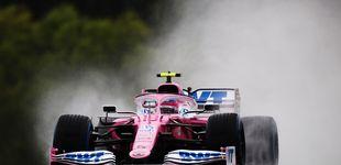 Post de Renault dispara contra el 'Mercedes Rosa': si no puedes en la pista, lo intentas fuera de ella