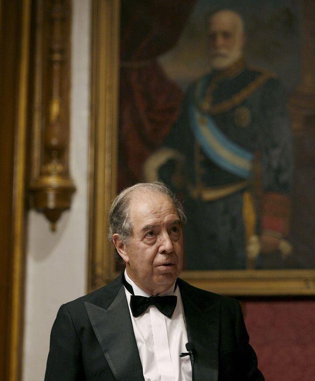 Foto: Luis González Seara en una imagen de archivo. (EFE)