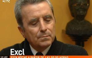 José Ortega Cano en televisión: Por mi alma que ese día no bebí