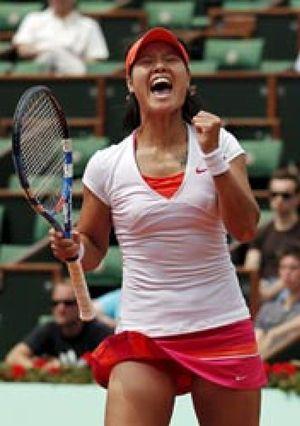 116 millones de telespectadores chinos siguieron el triunfo de Li Na en Roland Garros