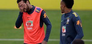 Post de El lío de Neymar: la mujer aporta imágenes y hay un informe médico