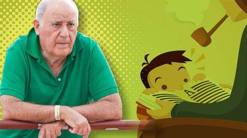 Amancio Ortega: el multimillonario que ejerce de abuelo consentido