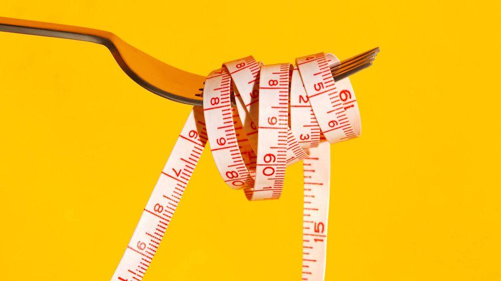 Foto: Dieta y salud. (iStock)