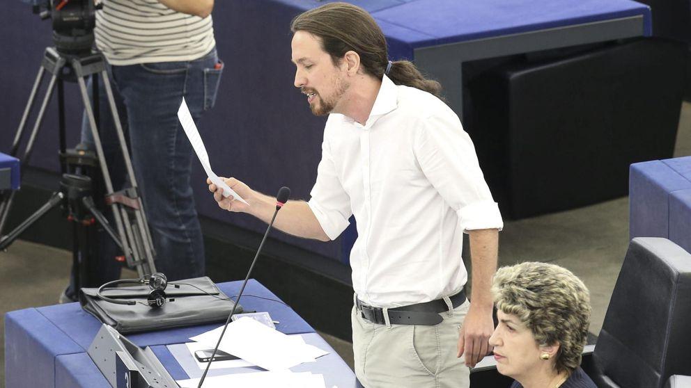 El sueldo que dona Pablo Iglesias va a parar al partido y a una S.L.