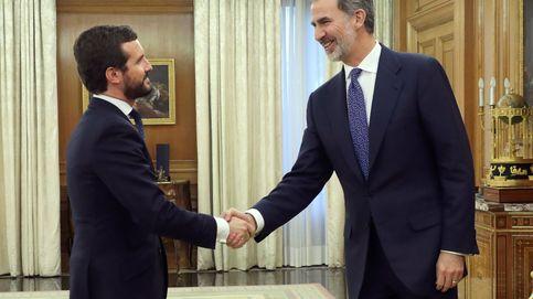 El PP se lanza a defender al Rey y provoca un debate sobre la monarquía