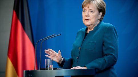 El PIB alemán podría contraerse hasta un 5,4% en 2020 antes de rebotar en V