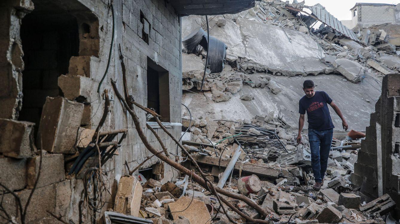 Las fuerzas israelíes denuncian un ataque con cuatro proyectiles desde Líbano