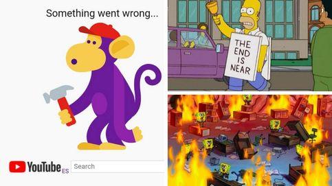 Google caído... pero siempre quedará el humor: El fin del mundo se acerca