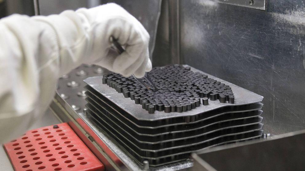 Dentro de la única fábrica española de combustible nuclear