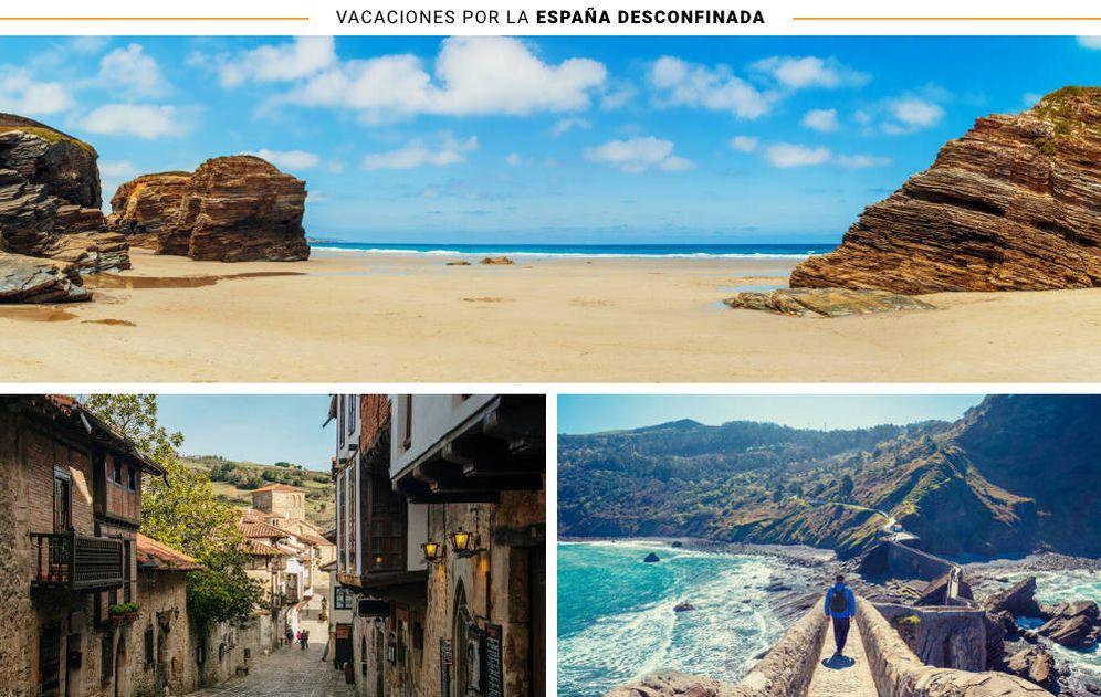 Foto: Ruta por el norte de España. (iStock)