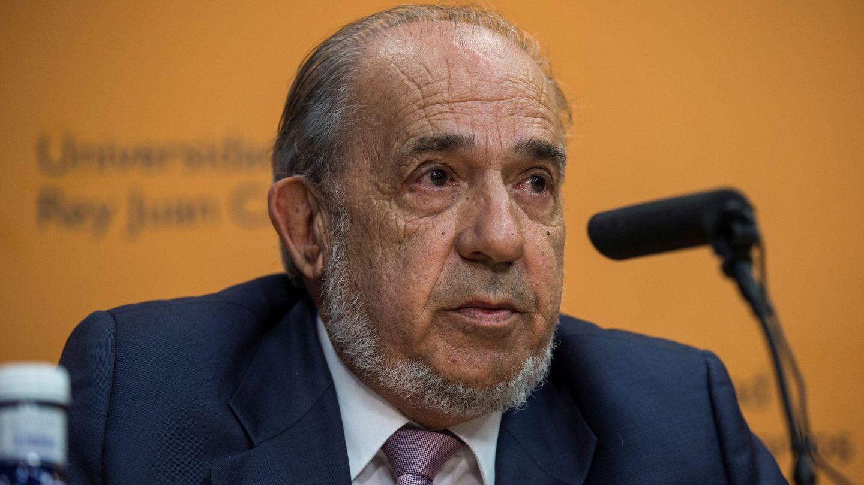 Enrique Alvarez Conde, director del Máster. (EFE)