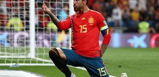Post de Los invitados de Sergio Ramos: de Gerard Piqué a Florentino Pérez y...