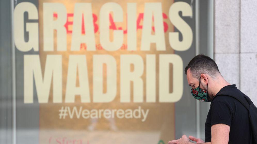 Foto: Madrid fue la primera comunidad en alcanzar la tasa de disparo del SARS-CoV-2. (Reuters)