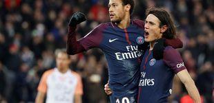 Post de Neymar cobra en el PSG más que Cavani y Mbappé juntos