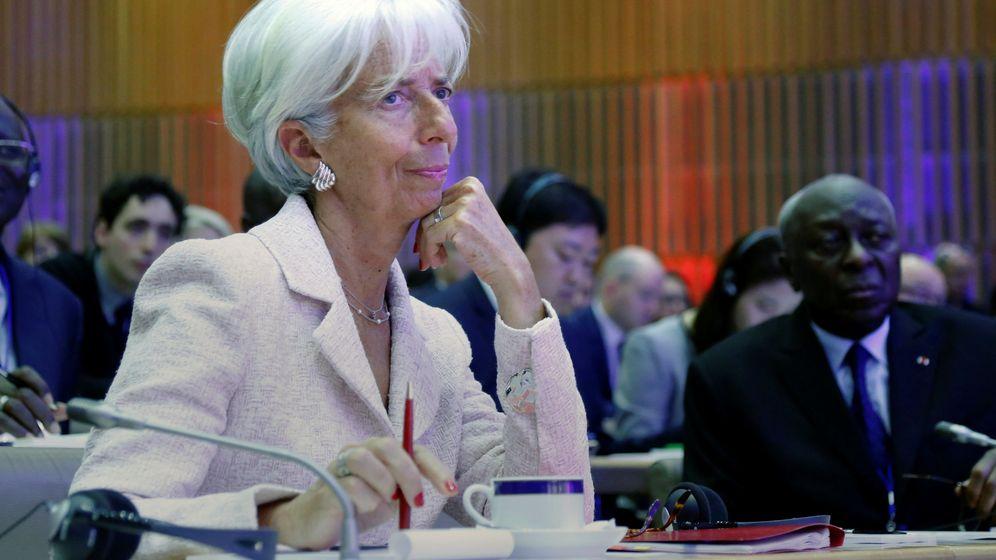 Foto: Christine Lagarde (REUTERS)