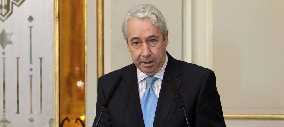 Foto: El presidente de BME, Antonio Zoido.