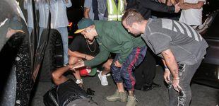 Post de Las imágenes del atropello de Justin Bieber a un fotógrafo