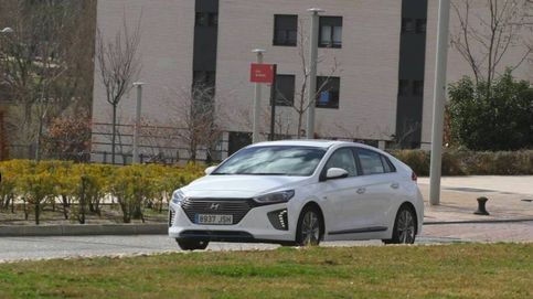 Ioniq Hybrid, la alternativa ganadora para el tráfico urbano