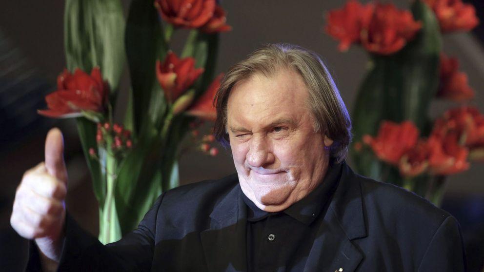 La Fiscalía investiga a Gérard Depardieu por agresiones sexuales y violaciones