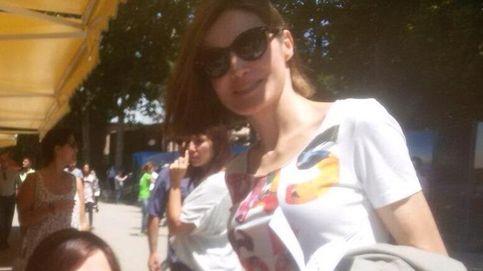 La Reina Letizia, 'de incógnito' en la Feria del Libro antes de viajar a Francia