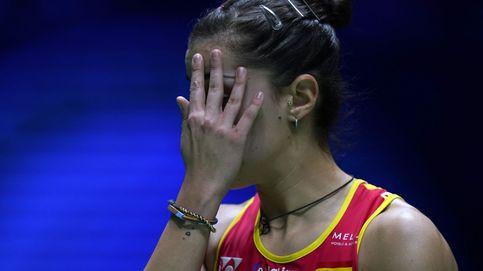 A Carolina Marín le desmantelan el equipo: sin preparador físico y sin fisio