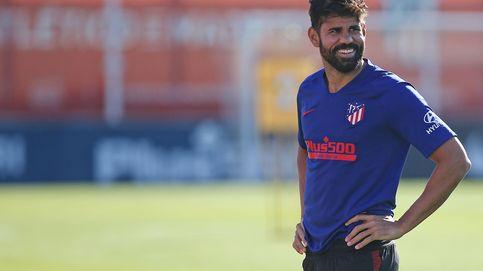 Diego Costa acelera su segundo adiós al Atleti: quiere ser libre en el mercado de enero