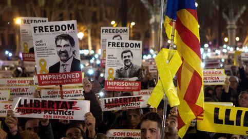ANC, Òmnium, Societat Civil... El dispar reparto televisivo de las entidades catalanas
