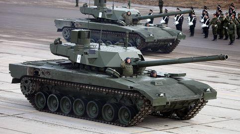 El próximo carro de combate ruso no es secreto pero sí puede ser revolucionario