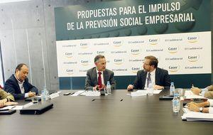 """""""El reto es generalizar los planes de pensiones en las empresas"""""""