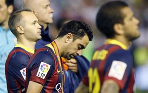 Xavi no considera que no es el final de un ciclo en el Barcelona