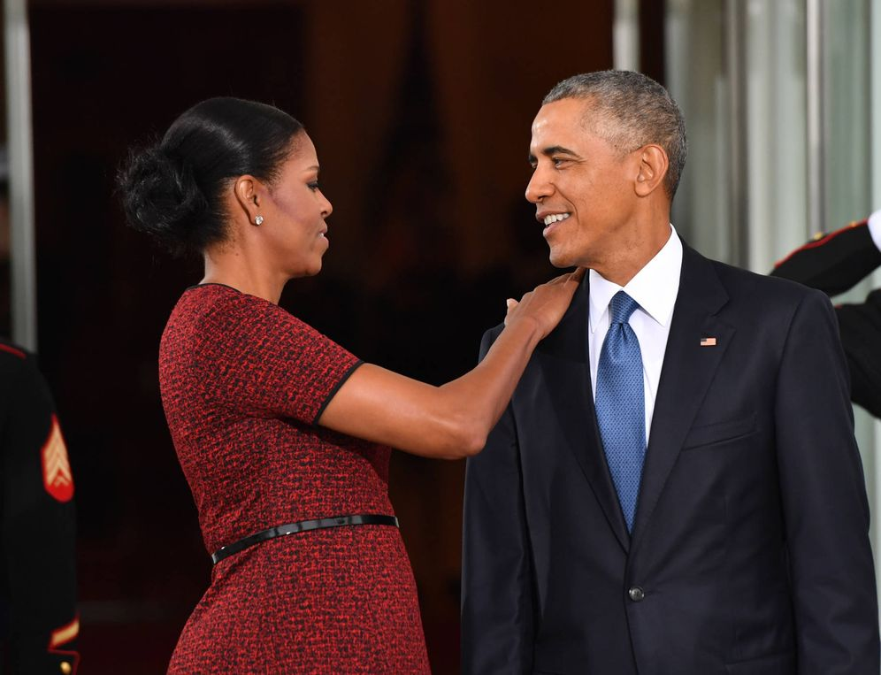 Foto: Michelle y Barack Obama. (Gtres)