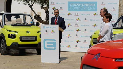 Formentera, pionera en movilidad sostenible de la mano del E-Mehari