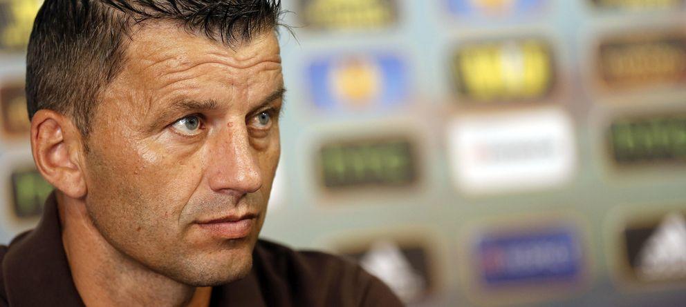 Djukic asegura que el Valencia ya ha olvidado a Rami y vive el presente