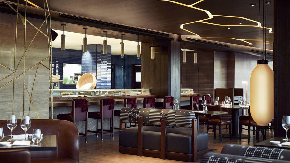 Foto: Hotel Nobu Barcelona. (Cortesía)