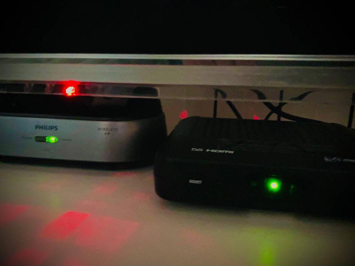 Foto: Indicadores de consumo eléctrico. (EC)