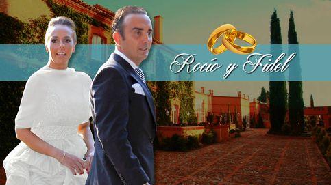 Besos, mensajes y lágrimas: 12 cosas que quieres saber de la boda de Rociito