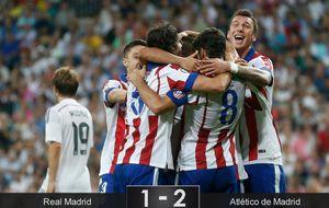 El Atlético vuelve a tomar el Bernabéu y mete al Madrid en algo más que una crisis