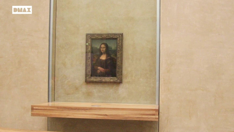 Imagen del especial 'Leonardo Da Vinci, el último hereje'. (DMAX)