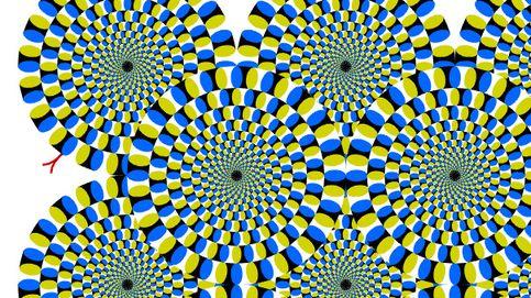 Ocho ejemplos de cómo tu cerebro engaña a tus ojos