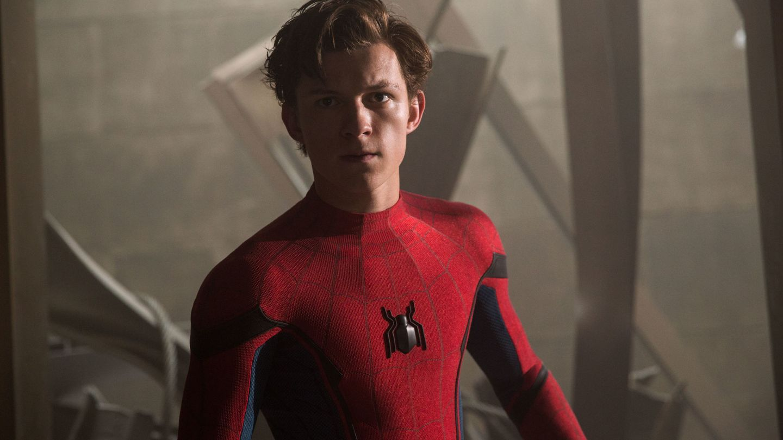 Fotograma de 'Spider-Man: Homecoming'.