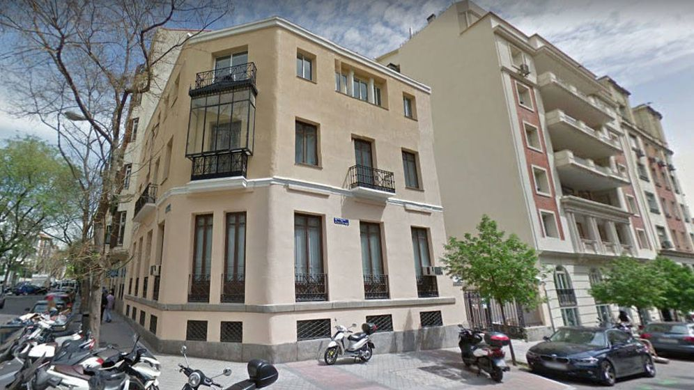 Foto: Edificio adquirido por la familia Entrecanales.